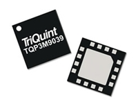 TQP3M9039 - RF Amplifier from TriQuint Semiconductor