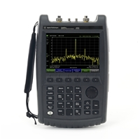 N9912A FieldFox - RF Network Analyzer from Agilent Technologies